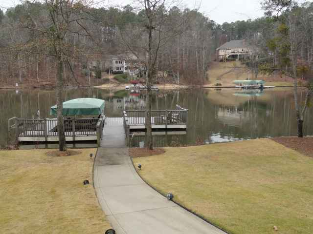 Greensboro Ga 30642 Real Estate. Lakefront home Listing
