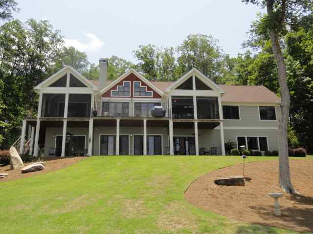 Greensboro Ga 30642 Real Estate. Lakefront Listing