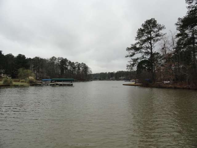 Lakefront lot on Lake Oconee real estate White Plains Greensboro, GA